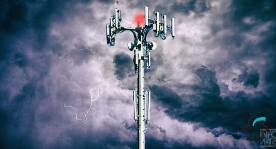 اثرات شبکه های 5G بر رروی آب و هوا | اخبار | شبکه شرکت آراپل