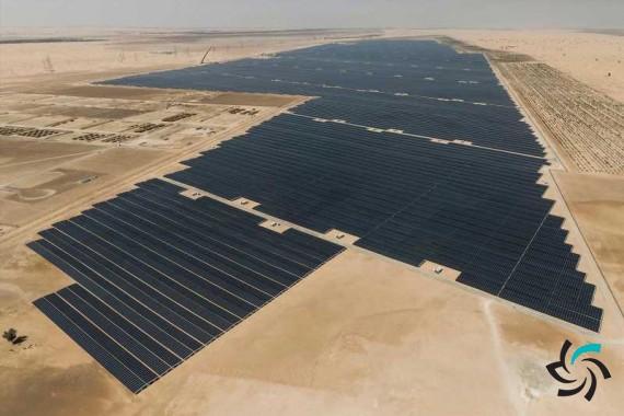 بزرگترین نیروگاه خورشیدی جهان در منطقهی خلیج فارس | انرژی های تجدید پذیر | شبکه شرکت آراپل
