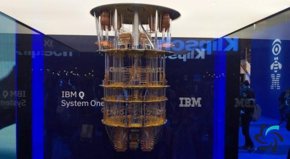 IBM از جدیدترین محصول خود در بازار رایانش کوانتومی رونمایی کرد | اخبار | شبکه شرکت آراپل