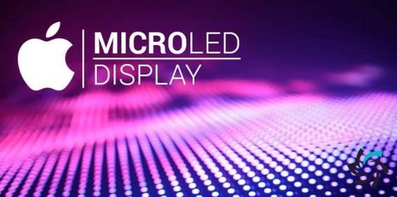 توسعه فناوری نمایشگر میکرو LED اپل   اخبار   شبکه شرکت آراپل