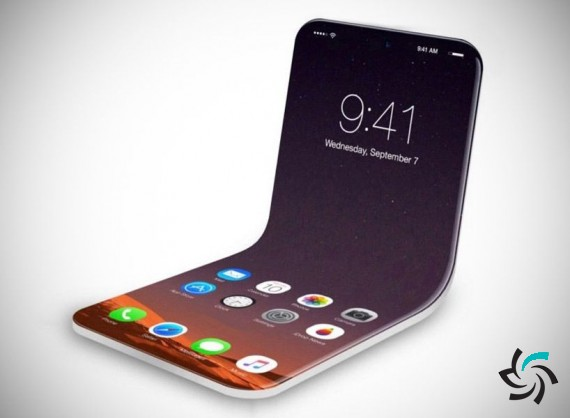 آیفن تاشدنی اپل | اخبار | شبکه شرکت آراپل