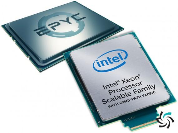 AMD بازار پردازنده های سرور را برای Intel  سخت می کند | اخبار | شبکه شرکت آراپل