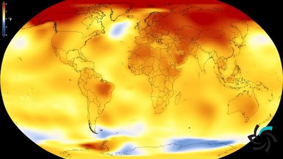 ثبت گرمایش زمین در  سال 2018 | اخبار شبکه | شبکه کامپیوتری | شرکت شبکه