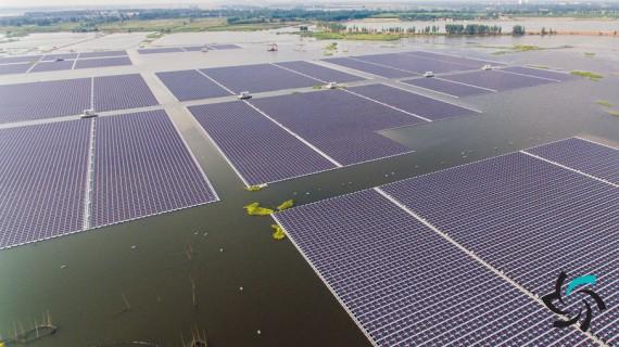 مزارع خورشیدی شناور | انرژی های تجدید پذیر شبکه | شبکه کامپیوتری | شرکت شبکه