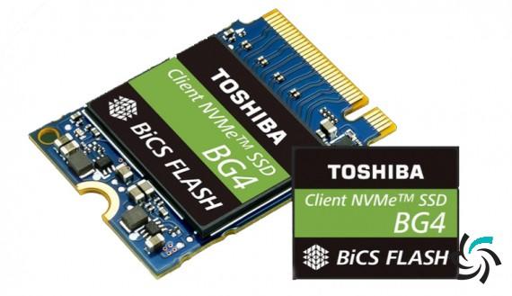 معرفی نسل چهارم حافظه ی BGA SSD از توشیبا | اخبار | شبکه شرکت آراپل