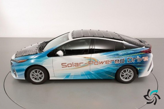 آزمایش مدل تویوتا پریوس پرایم مجهز به پنلو باتری خورشیدی | انرژی های تجدید پذیر | شبکه | شبکه کامپیوتری | شرکت شبکه