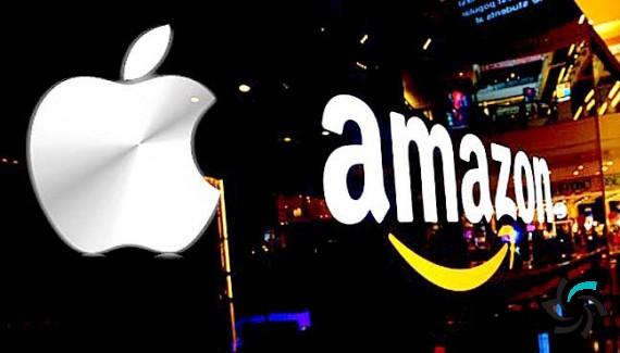پرداخت ۳۰ میلیون دلار به آمازون از سوی اپل | اخبار | شبکه شرکت آراپل