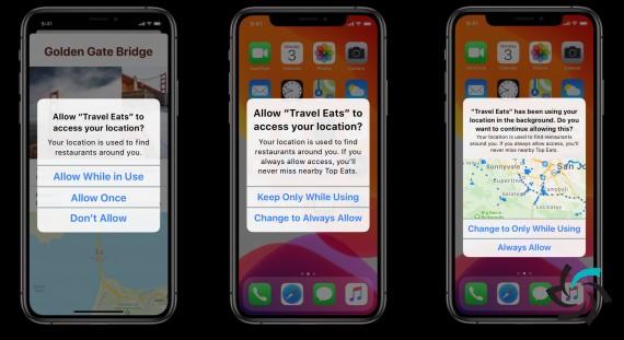چطور دسترسی اپلیکیشنها در iOS  را مدریت کنیم؟ | مطالب آموزشی | شبکه شرکت آراپل