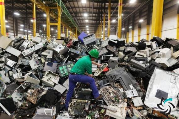 معضلی به نام زباله های الکترونیکی | اخبار | شبکه شرکت آراپل