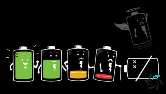 چگونه عمر باتری را افزایش دهیم؟ | مطالب آموزشی | شبکه شرکت آراپل