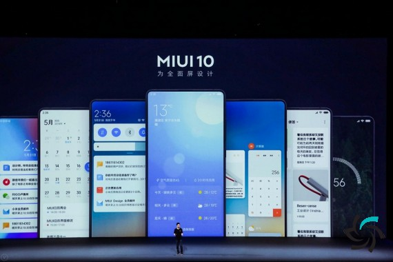 توقف نسخه بتای رابط کاربری MIUI شیائومی   اخبار   شبکه شرکت آراپل