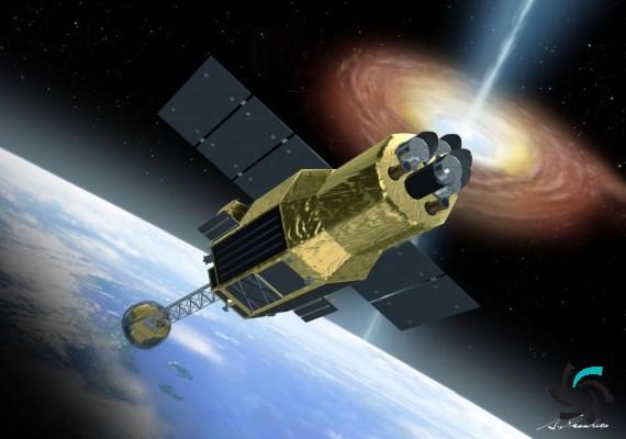 استفاده از پرتو ایکس برای ارتباطات فضایی | اخبار | شبکه شرکت آراپل