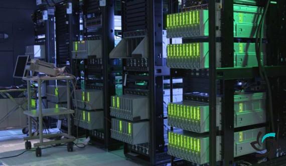 رکورد جدید سریعترین ابر کامپیوتر جهان در هوش مصنوعی | اخبار شبکه | شبکه کامپیوتری | شرکت شبکه