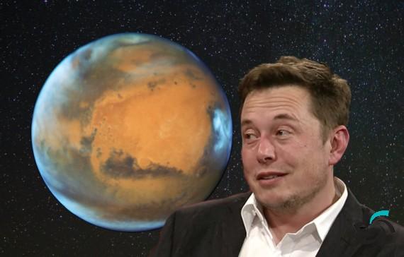 اظهارنظرهای توییتری ایلان ماسک درباره ی گرمایش مریخ | انرژی های تجدید پذیر | شبکه شرکت آراپل