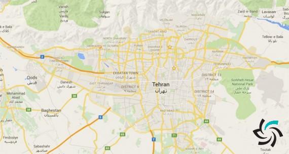 نسخه ایرانی گوگل مپ در راه است | اخبار | شبکه شرکت آراپل