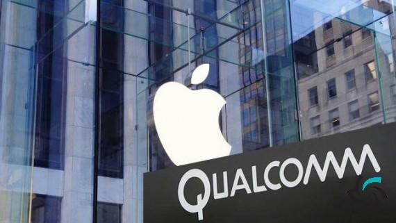 نتایج پایان اختلاف کوالکوم و اپل | اخبار | شبکه شرکت آراپل