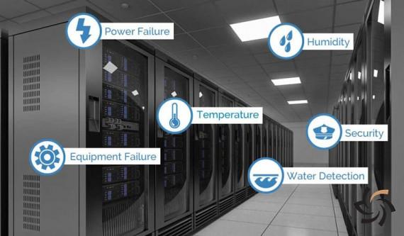 Monitoring در دیتا سنترها و شبکه های کامپیوتری | مطالب آموزشی | شبکه شرکت آراپل