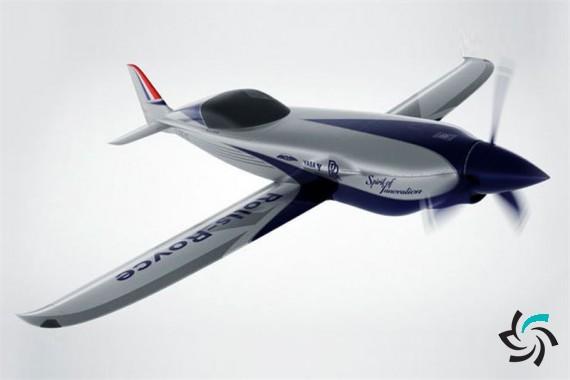 رولز رویز در راه ساخت سریع ترین هواپیمای الکتریکی جهان | اخبار | شبکه شرکت آراپل