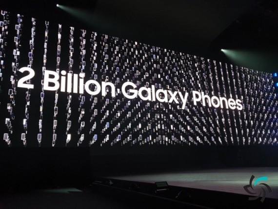 فروش دو میلیارد دستگاه گوشی از سری گلکسی سامسونگ | اخبار | شبکه شرکت آراپل