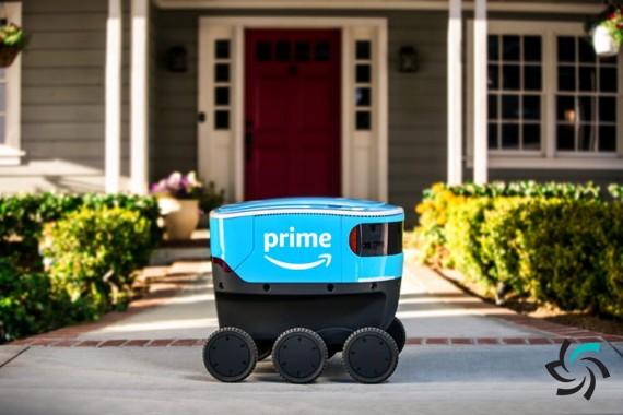 ربات های خودران جهت تحویل کالاهای آمازون به خدمت گرفته شدند | اخبار | شبکه شرکت آراپل