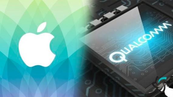 پایان دعوای اپل و کوالکوم   اخبار   شبکه شرکت آراپل