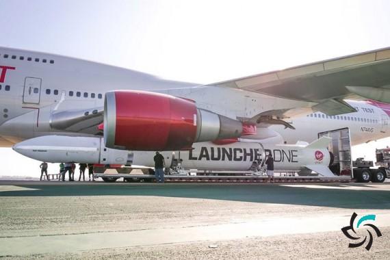 پرتاب ماهواره با استفاده از بوئینگ 747 | اخبار دنیای IT | شبکه شرکت آراپل