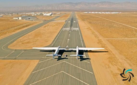 پرواز بزرگترین هواپیمای جهان | اخبار شبکه | شبکه کامپیوتری | شرکت شبکه