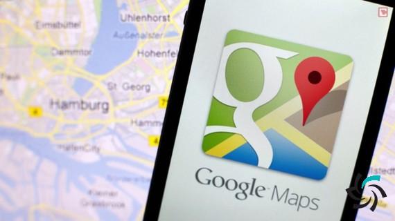 قابلیت با نام راهنمای صوتی دقیق به گوگل مپ اضافه شد | اخبار | شبکه شرکت آراپل