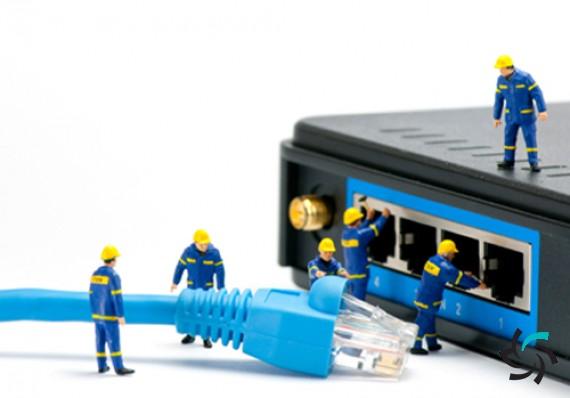 پشتیبانی شبکه،قرار داد پشتیبانی شبکه، تعمیر و نگهداری شبکه | مطالب آموزشی | شبکه شرکت آراپل