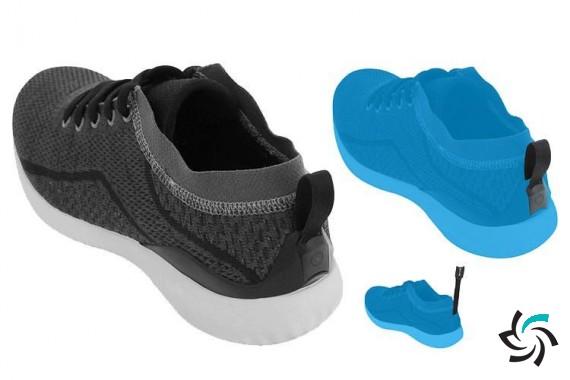 ارائه ی کفش هوشمند از سوی سامسونگ  | اخبار | شبکه شرکت آراپل
