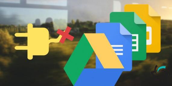 قابلیتهای آفلاین گوگل درایو (Google Drive) توسعه پیدا می کنند | اخبار | شبکه شرکت آراپل