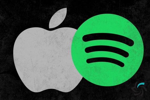 نظر اسپاتیفای در مورد اپل | اخبار | شبکه شرکت آراپل