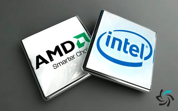 سبقت گرفتن فروش پردازندههای جدید سری رایزن AMD  از اینتل | اخبار | شبکه شرکت آراپل
