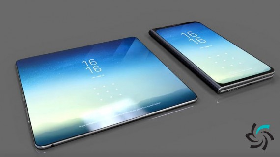ویژه گی های گوشی هوشمند تاشدنی سامسونگ | اخبار | شبکه شرکت آراپل