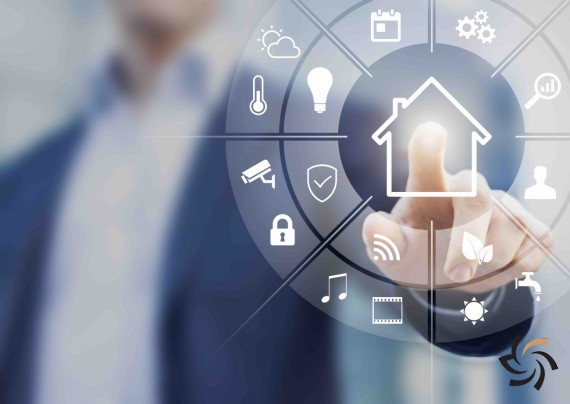 هوشمند سازی اماکن - شبکه ی هوشمند خانگی | مطالب آموزشی | شبکه شرکت آراپل