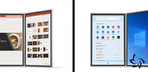 تغییرات در ویندوز 10X | اخبار | شبکه شرکت آراپل