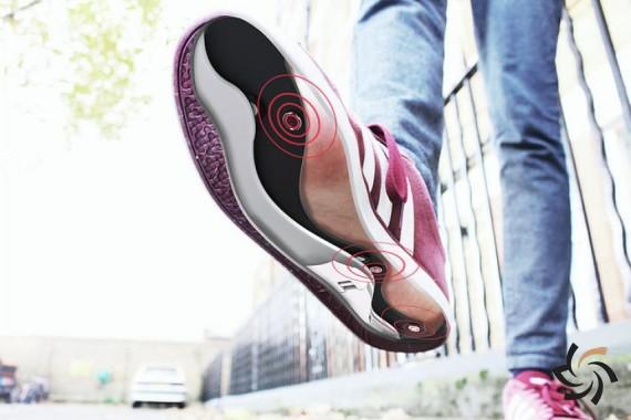 کفی هوشمند کفش و اطلاع از سلامتی | اخبار | شبکه شرکت آراپل