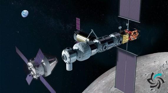ایستگاهی فضایی در پیرامون ماه | اخبار | شبکه شرکت آراپل