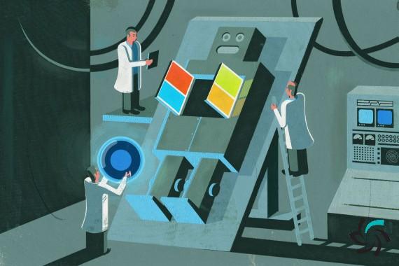 هوش مصنوعی مایکروسافت، مشکل سرویسهای تبدیل متن به گفتار را حل کرد | اخبار | شبکه شرکت آراپل