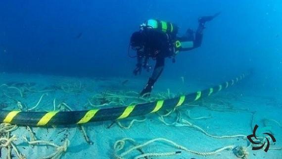 کابلهای اینترنت زیر دریا | اخبار | شبکه شرکت آراپل