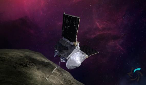 کشف شگفتانگیز فضاپیمای OSIRIS-REx | اخبار | شبکه شرکت آراپل