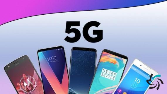 تا سال ۲۰۲۳ فروش گوشیهای هوشمند مجهز به فناوری 5G رشد چشم گیر خواهد داشت | اخبار | شبکه شرکت آراپل