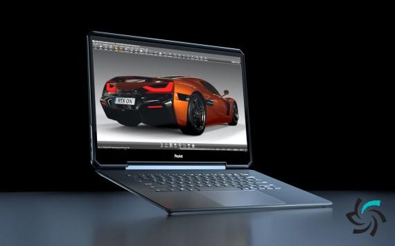 قدرتمندترین پردازندهی گرافیکی لپتاپها عرضه می شود | اخبار | شبکه شرکت آراپل