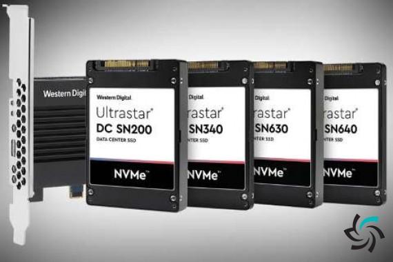 رونمایی وسترن دیجیتال از دو حافظه سه بعدی SSD | اخبار شبکه | شبکه کامپیوتری | شرکت شبکه