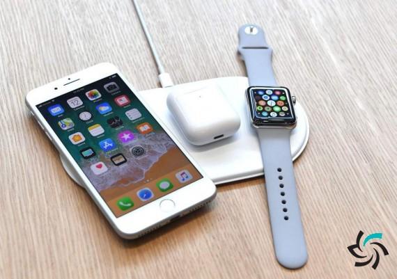 پد شارژر  ایرپاور  اپل | اخبار | شبکه شرکت آراپل