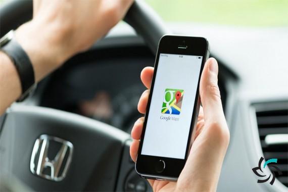 بدون باز کردن قفل آیفن خود از گوگل مپ استفاده کنید | اخبار | شبکه شرکت آراپل