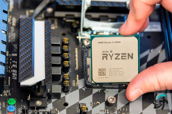 دو APU  از نسل سوم رایزن AMD | اخبار | شبکه شرکت آراپل
