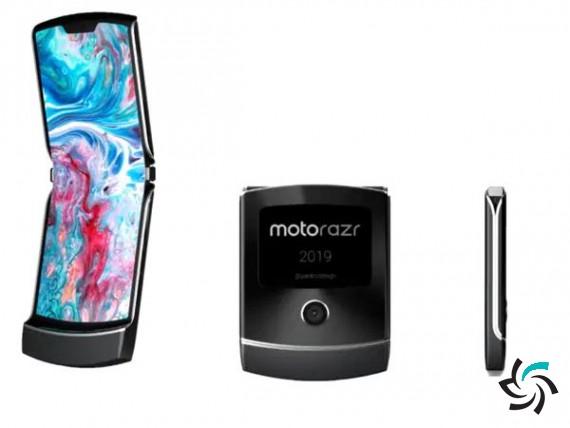 موتورولا هم به جمع تولید کنندگان گوشی های با نمایشگر  تاشدنی پیوست | اخبار | شبکه شرکت آراپل