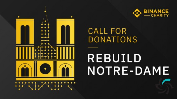 بازسازی کلیسای نوتردام با مشارکت بزرگترین صرافی بیت کوین دنیا | اخبار | شبکه