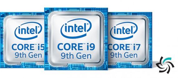 جدیدترین پردازندههای نسل نهم اینتل | اخبار | شبکه شرکت آراپل